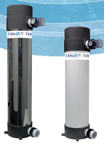 St rilisateur delta u v h2omaintenance for Sterilisateur uv piscine